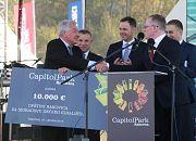Svecano otvoren Capitol park RAKOVICA