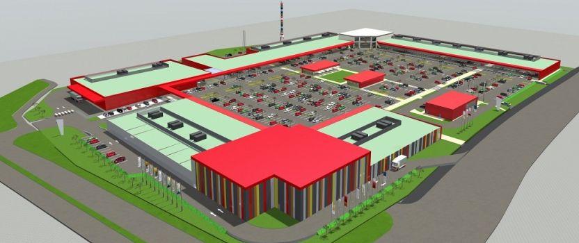 Zvanično obeležena izgradnja Capitol Parka Rakovica
